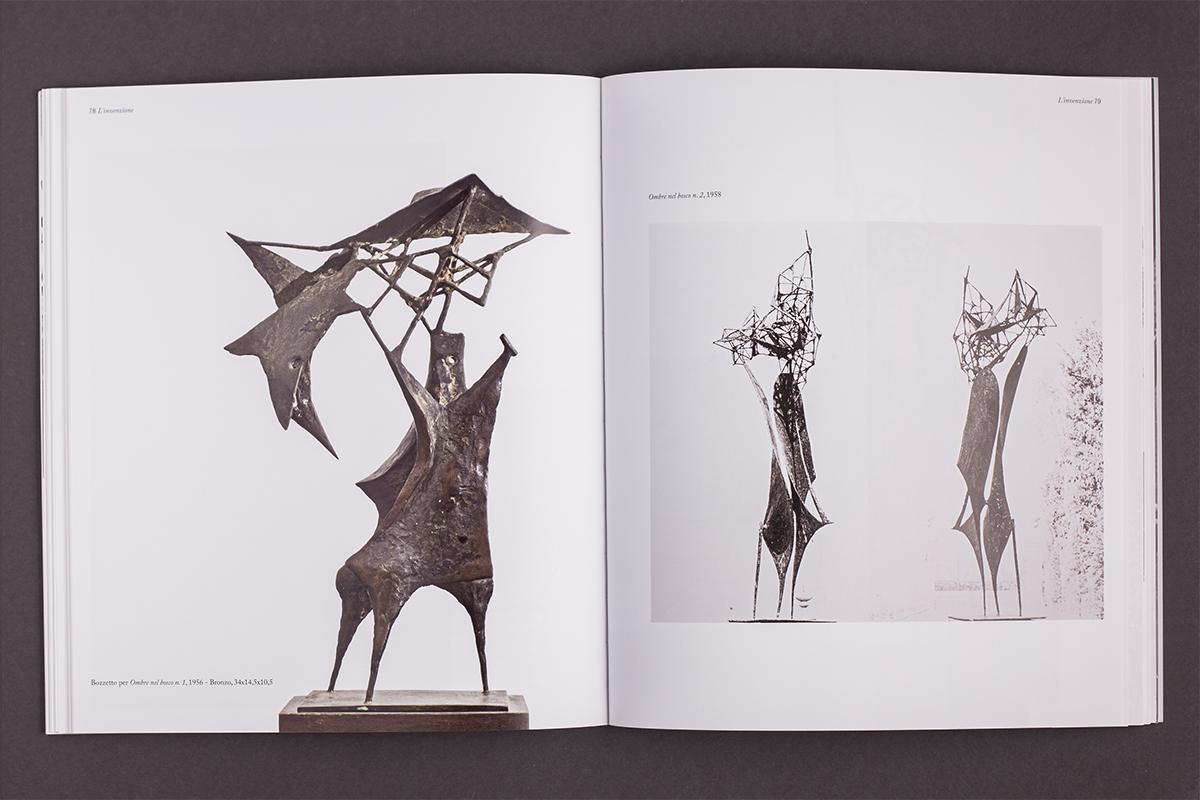 Omaggio a Minguzzi, catalogo mostra, pagine interne