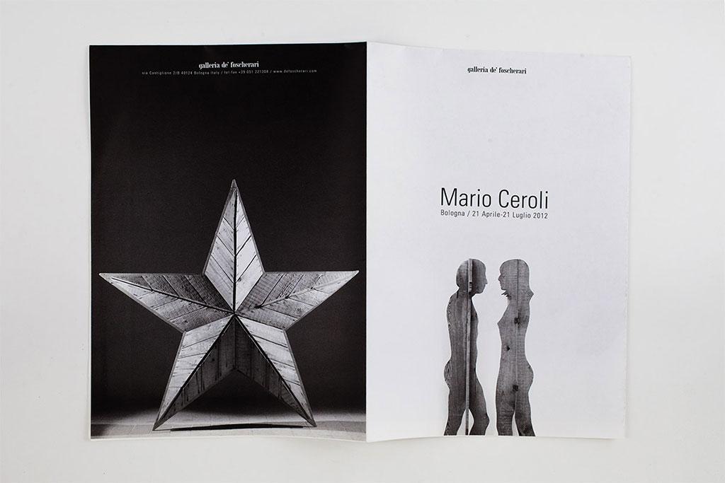 Mario Ceroli / esterno
