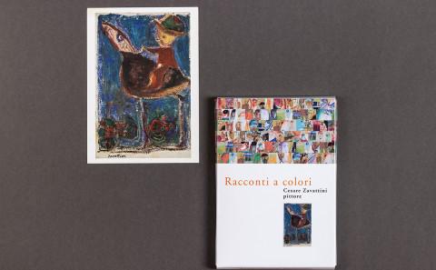 Zavattini, catalogo mostra, pack