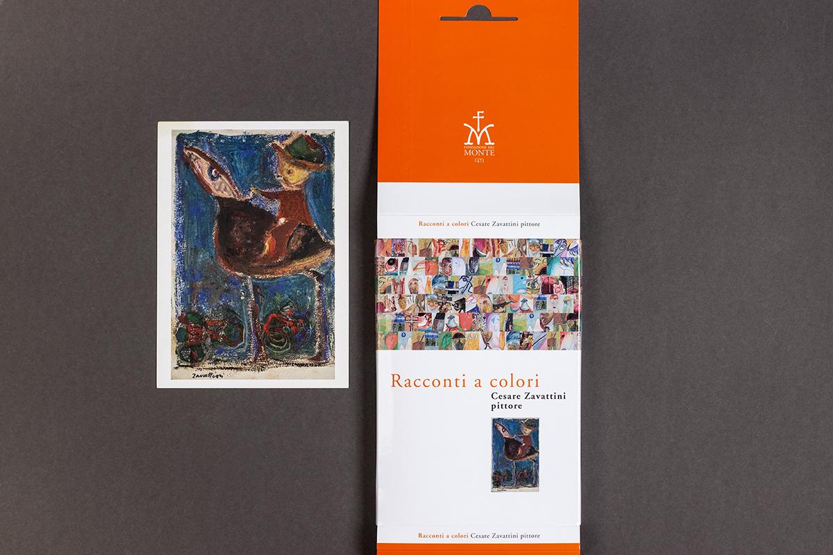 Zavattini, catalogo mostra