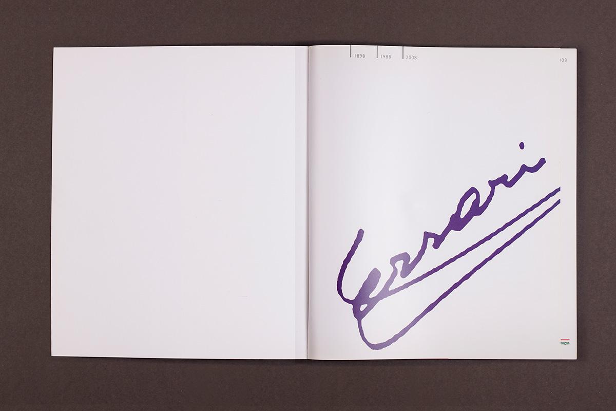 Enzo Ferrari - occhiello