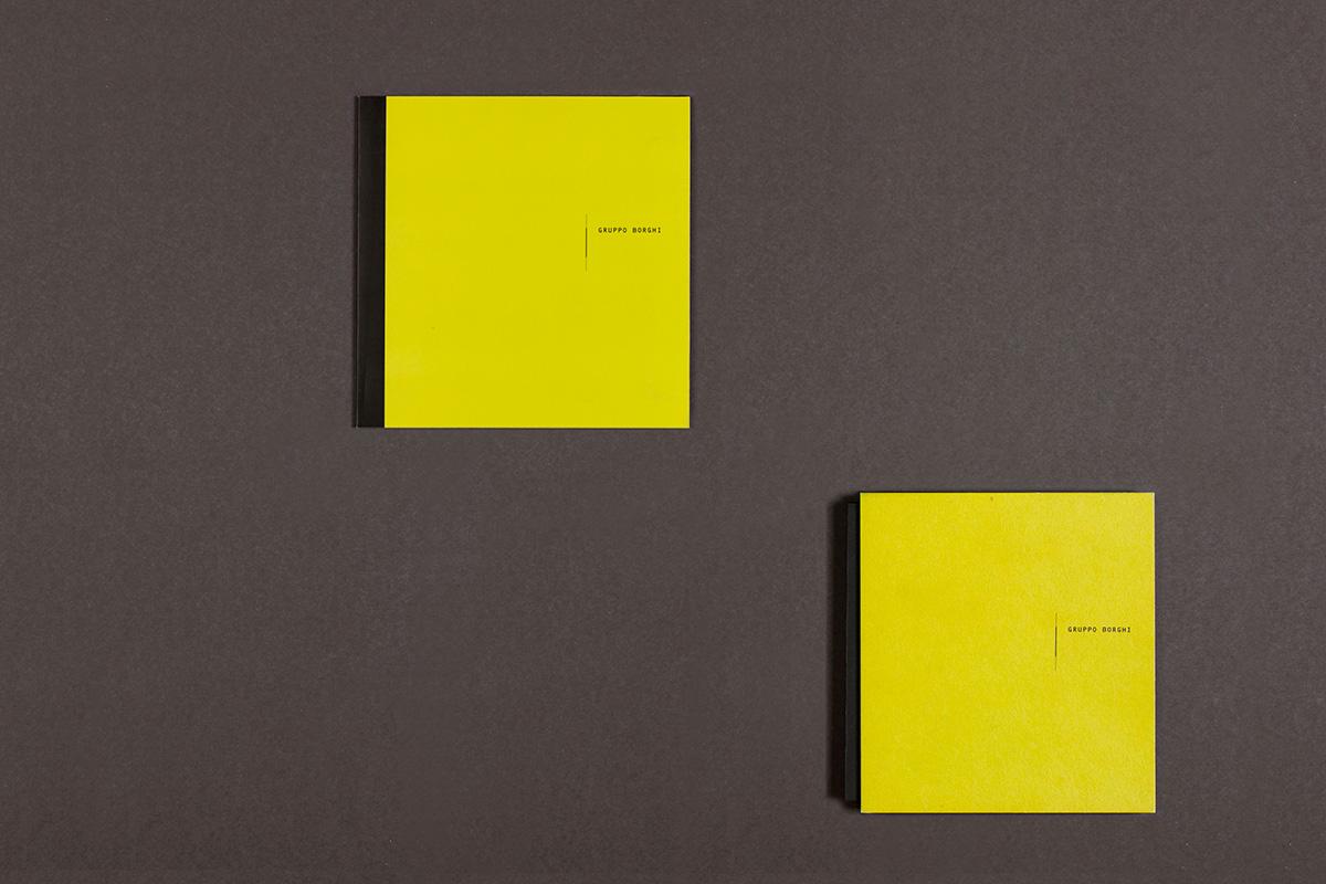 Gruppo Borghi – packaging cd