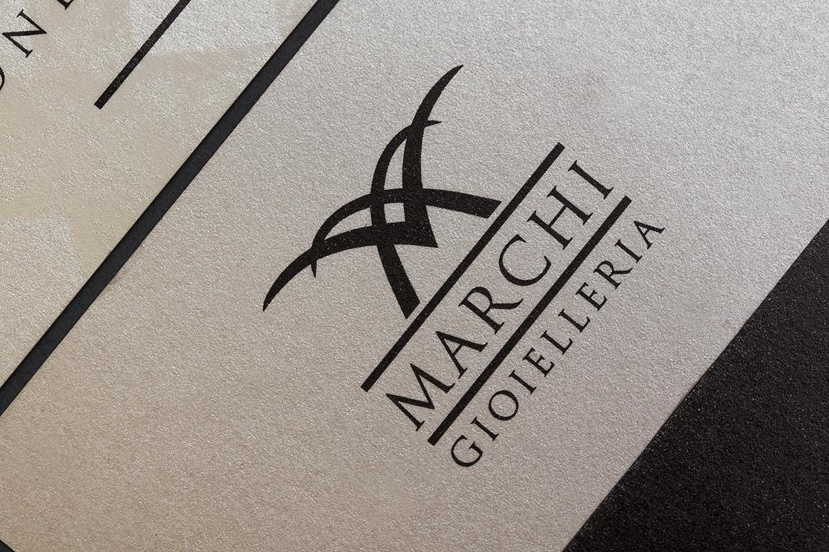 Gioielleria Marchi, logo