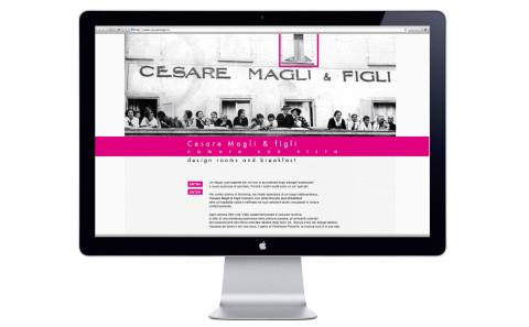 Cesare Magli: homepage